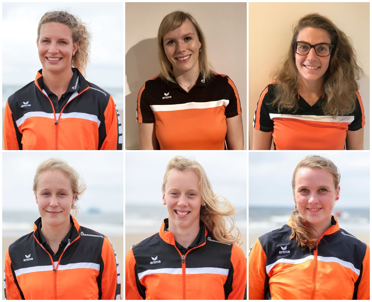 Nationaal Team Lifesaving Senioren - Dames (2018)